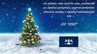 Prekrásne Vianočné sviatky a úspešný nový rok